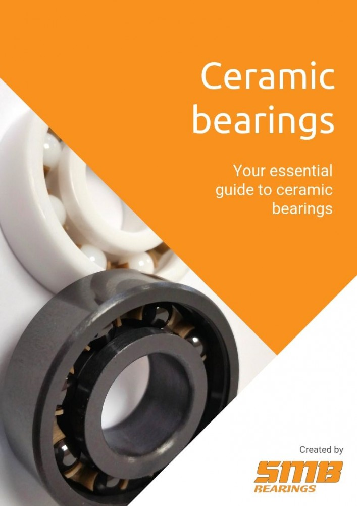 Ceramic bearing guide | ceramic materials | hybrid or ceramic bearings