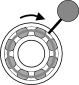 Bearing inner ring rotating load 2