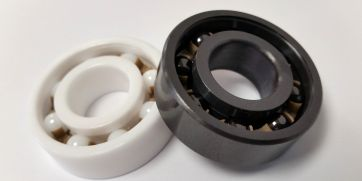 Non magnetic bearings | ceramic bearings | plastic bearings